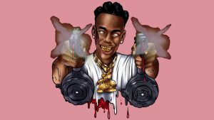 Ynw Melly Cartoon Wallpapers – Top Free Ynw Melly Cartoon Backgrounds