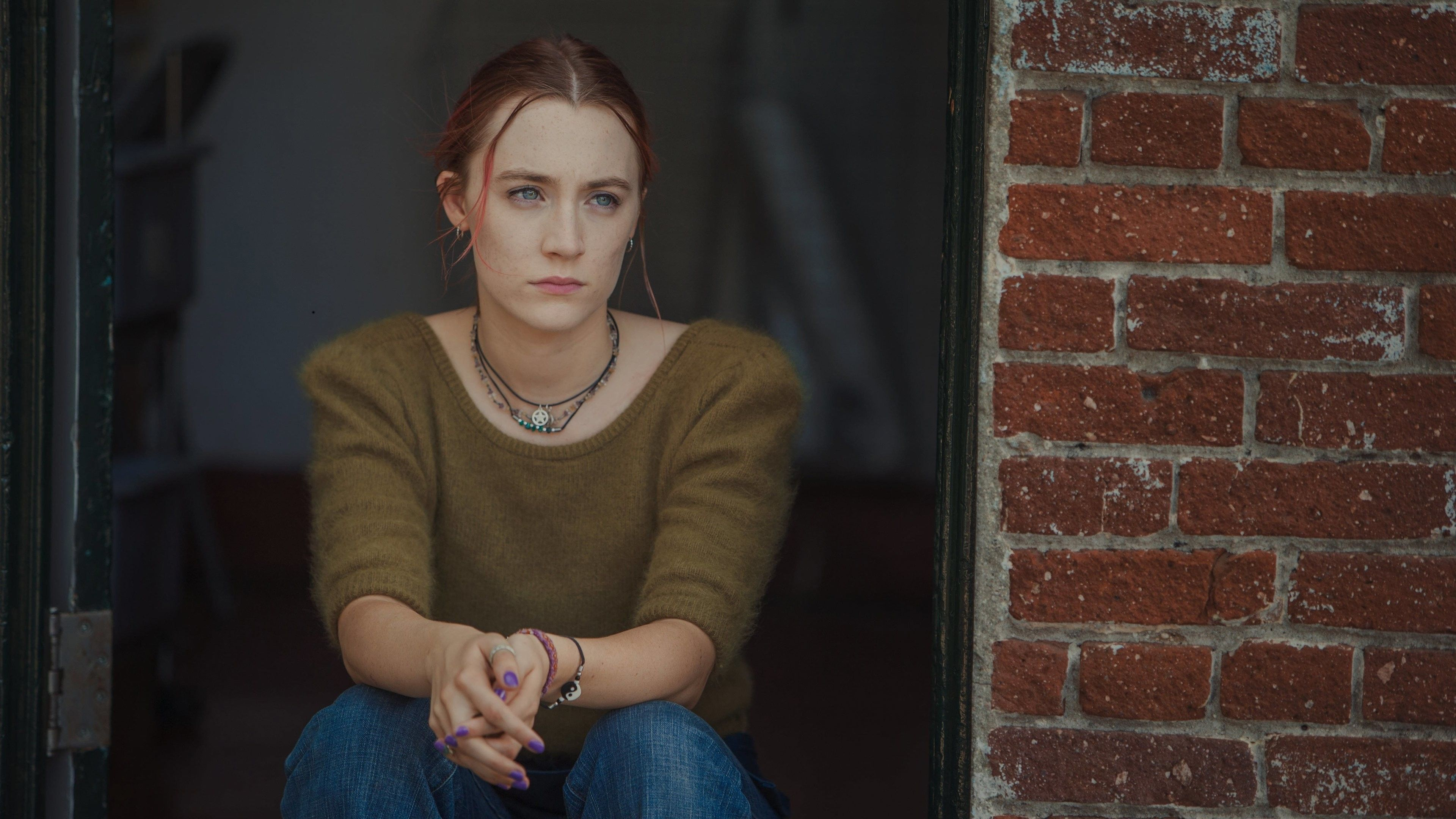3840x2160 Wallpaper Lady Bird, Saoirse Ronan, 4k, Movies #16086