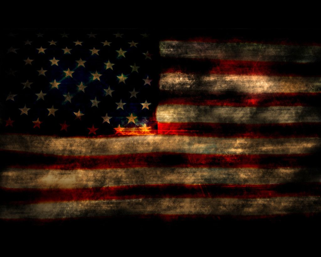 1024x819 American Flag Background 4C | Aku Iso Blog