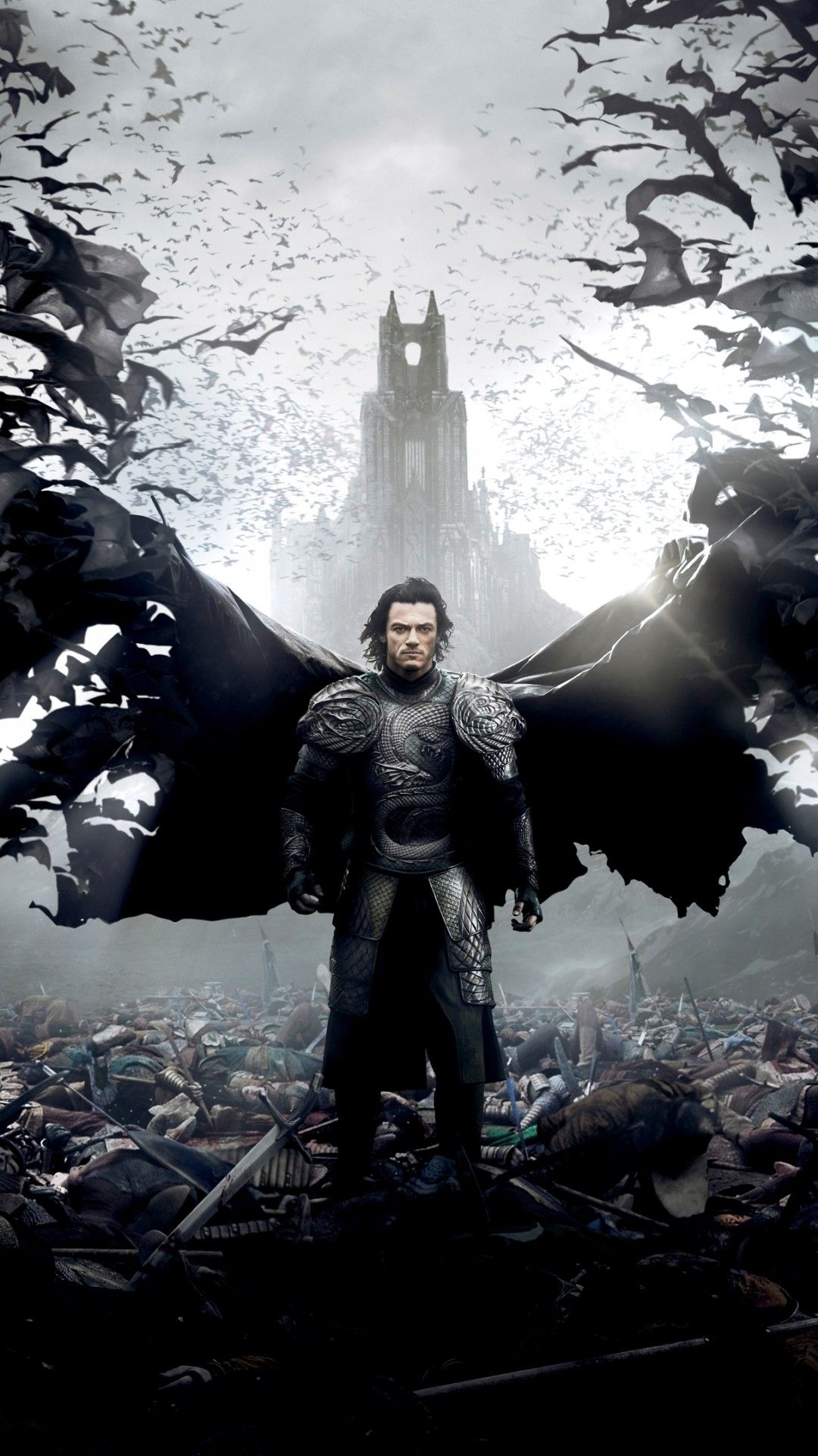 1080x1920 Best 42+ Dracula Untold iPhone Wallpaper on HipWallpaper | Dracula ...
