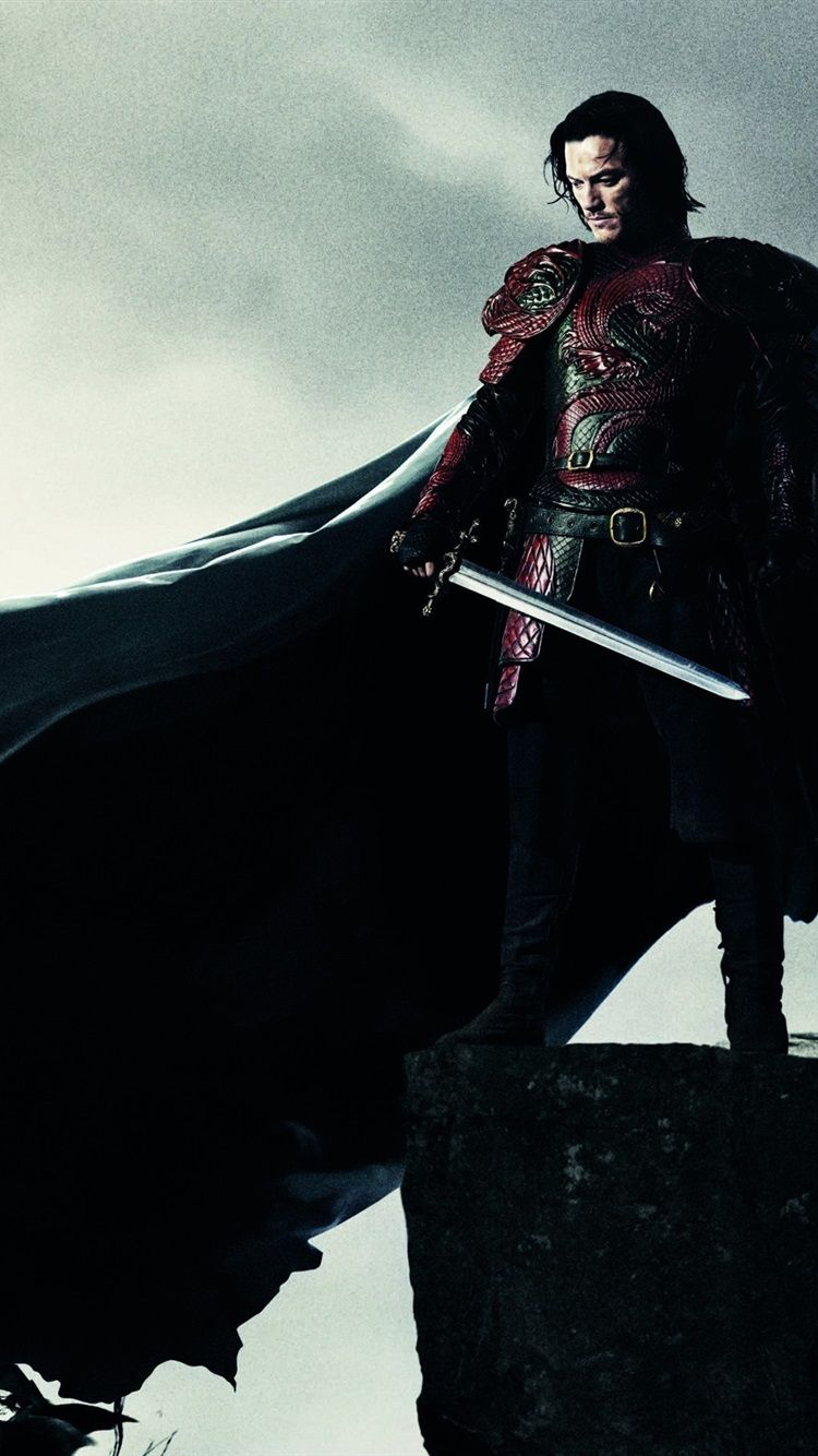 750x1334 Dracula Untold 2014, Luke Evans 750x1334 iPhone 8/7/6/6S wallpaper ...
