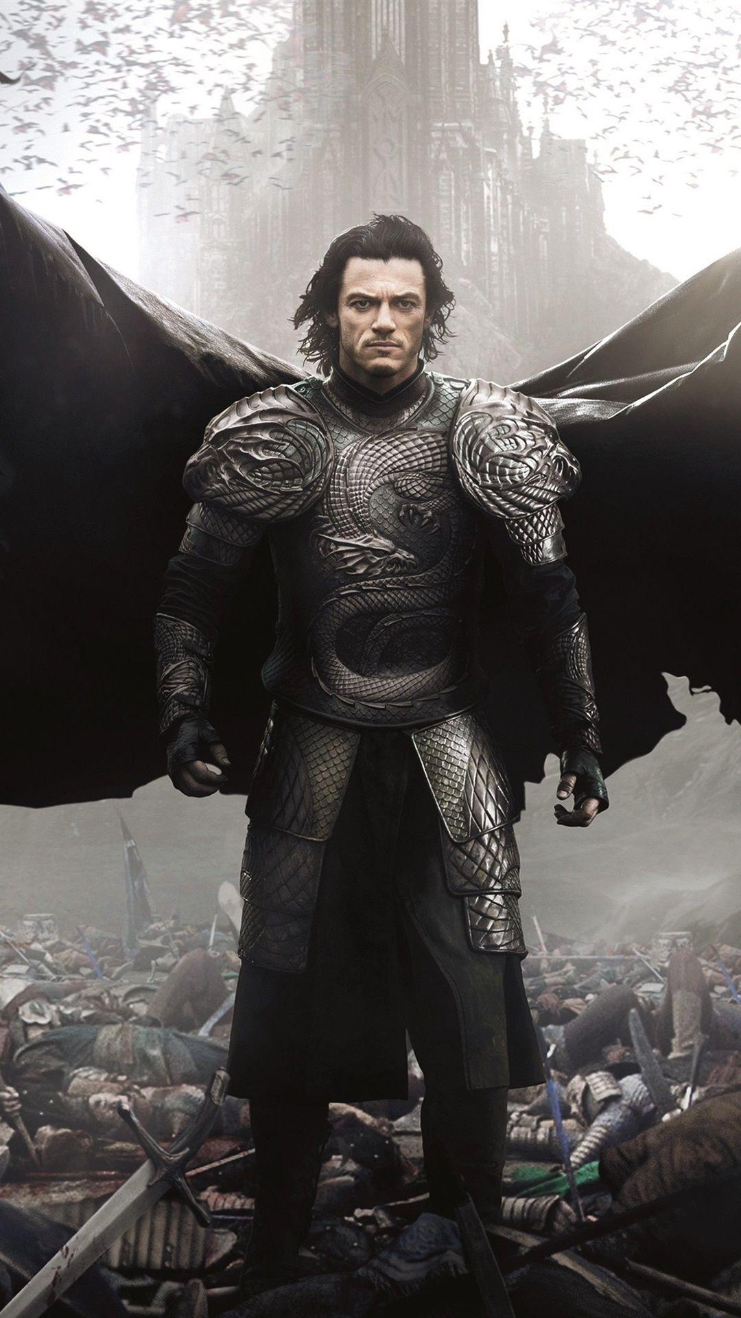 1080x1920 Dracula Untold, Luke Evans 1080x1920 iPhone 8/7/6/6S Plus ...
