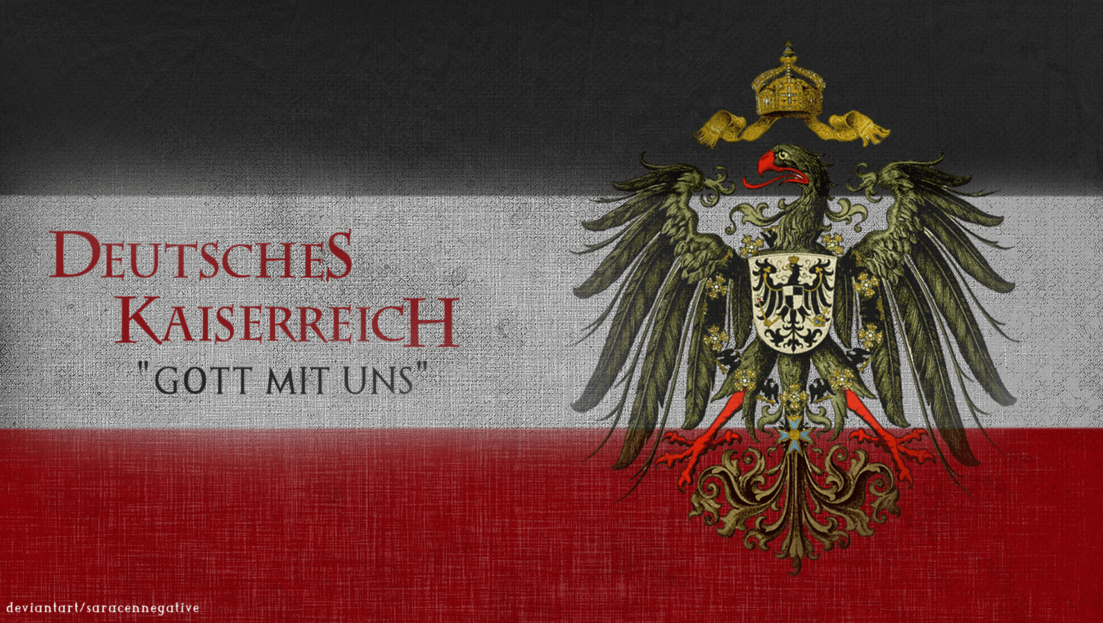 1592x900 Greater German Reich Coat Of Arms by saracennegative on DeviantArt