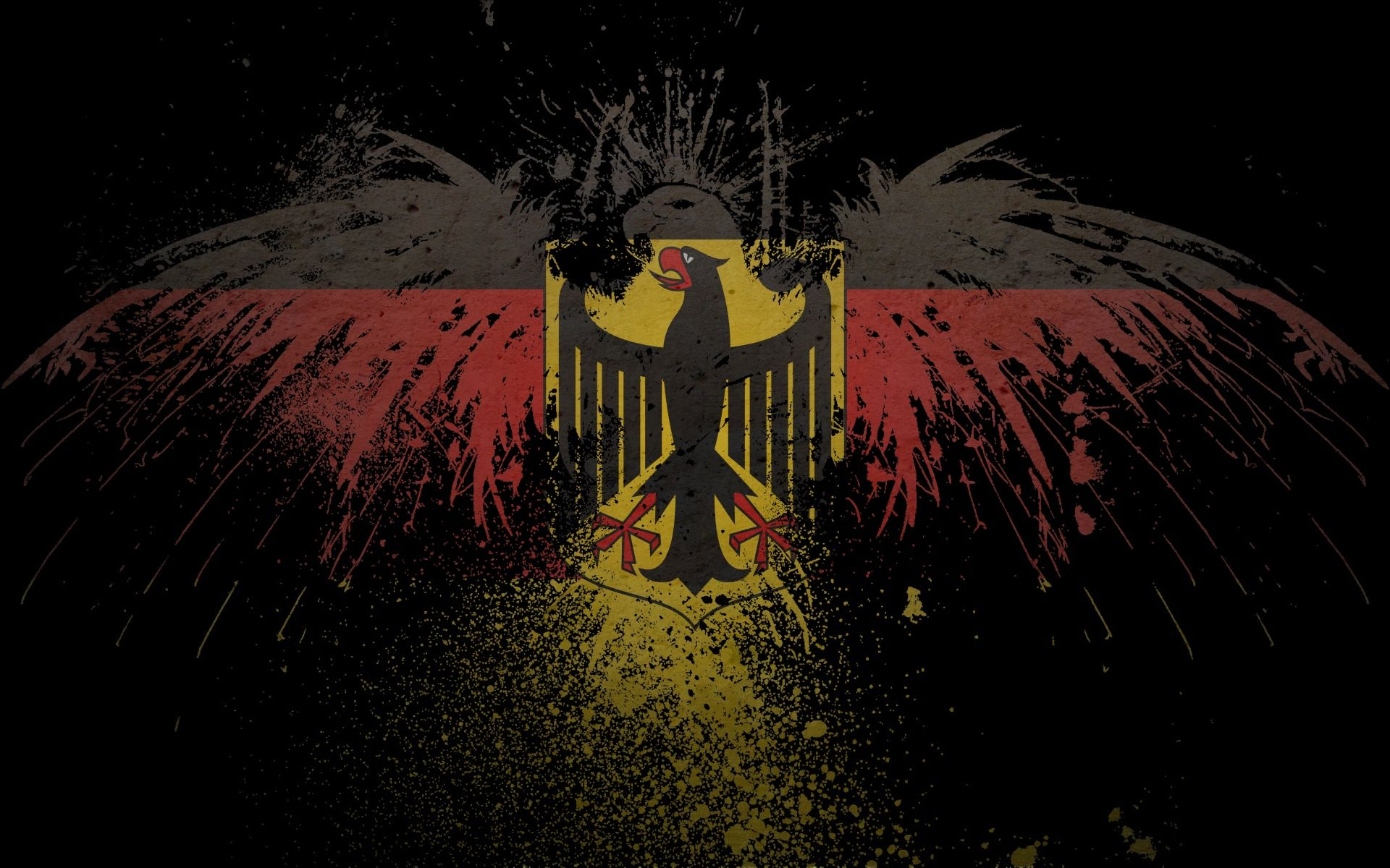 1920x1200 High Definition Collection: Germany Flag Wallpapers, 36 Full HD ...