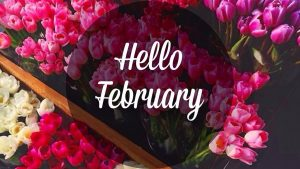 Hello February Wallpapers – Top Free Hello February Backgrounds