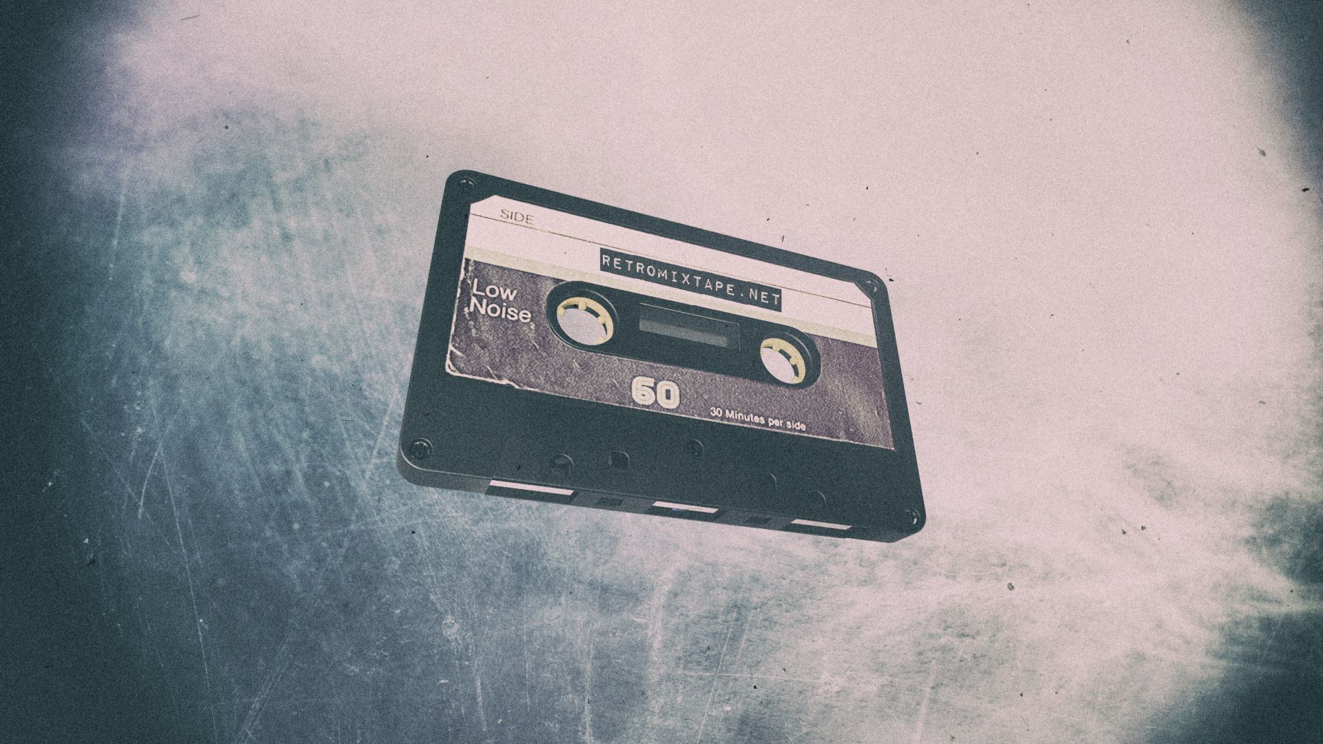 1920x1080 Retro Mix Tape Wallpaper - Retro Mixtape, Hd Wallpapers ...