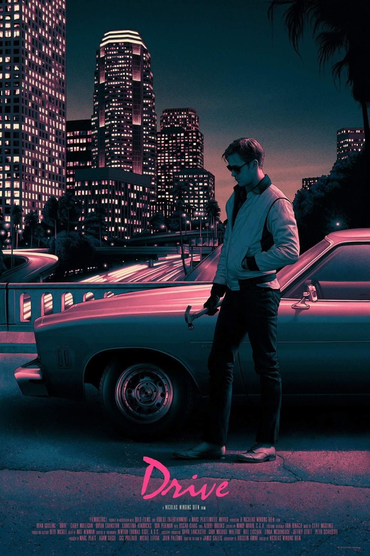 1280x1920 74+ Drive Movie Wallpapers on WallpaperPlay