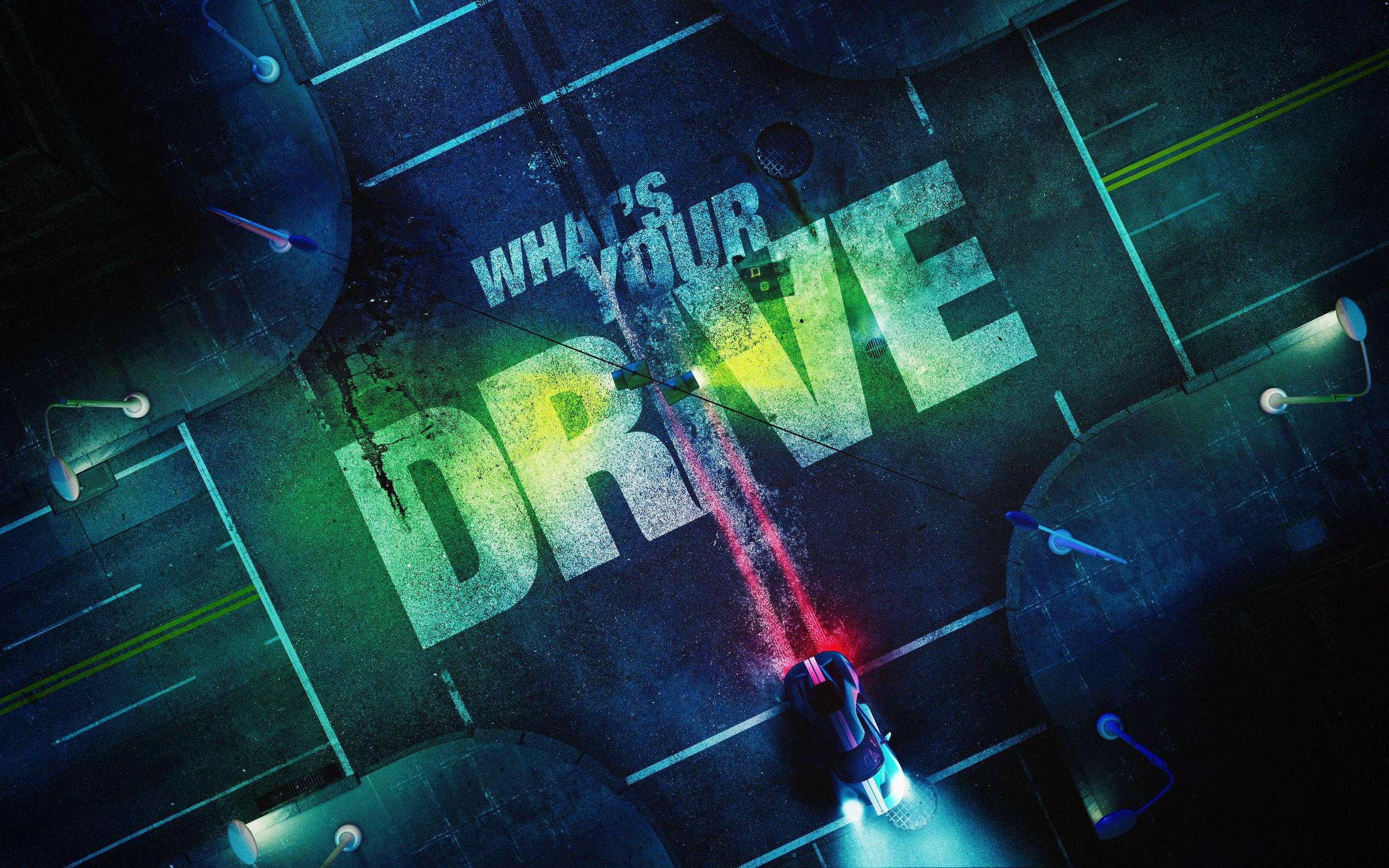 3200x2000 Neon Drive Wallpapers | HD Wallpapers