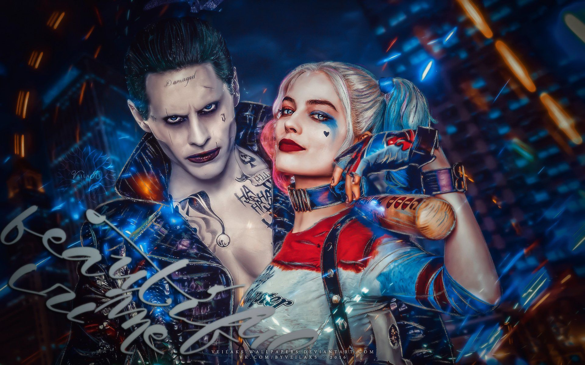 1920x1200 433 Harley Quinn HD Wallpapers | Background Images - Wallpaper Abyss