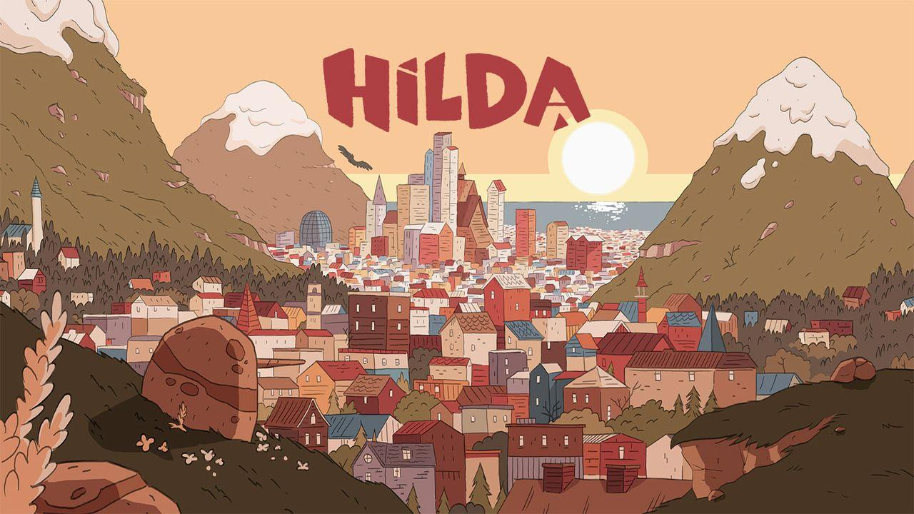 1280x720 Hilda Wallpapers