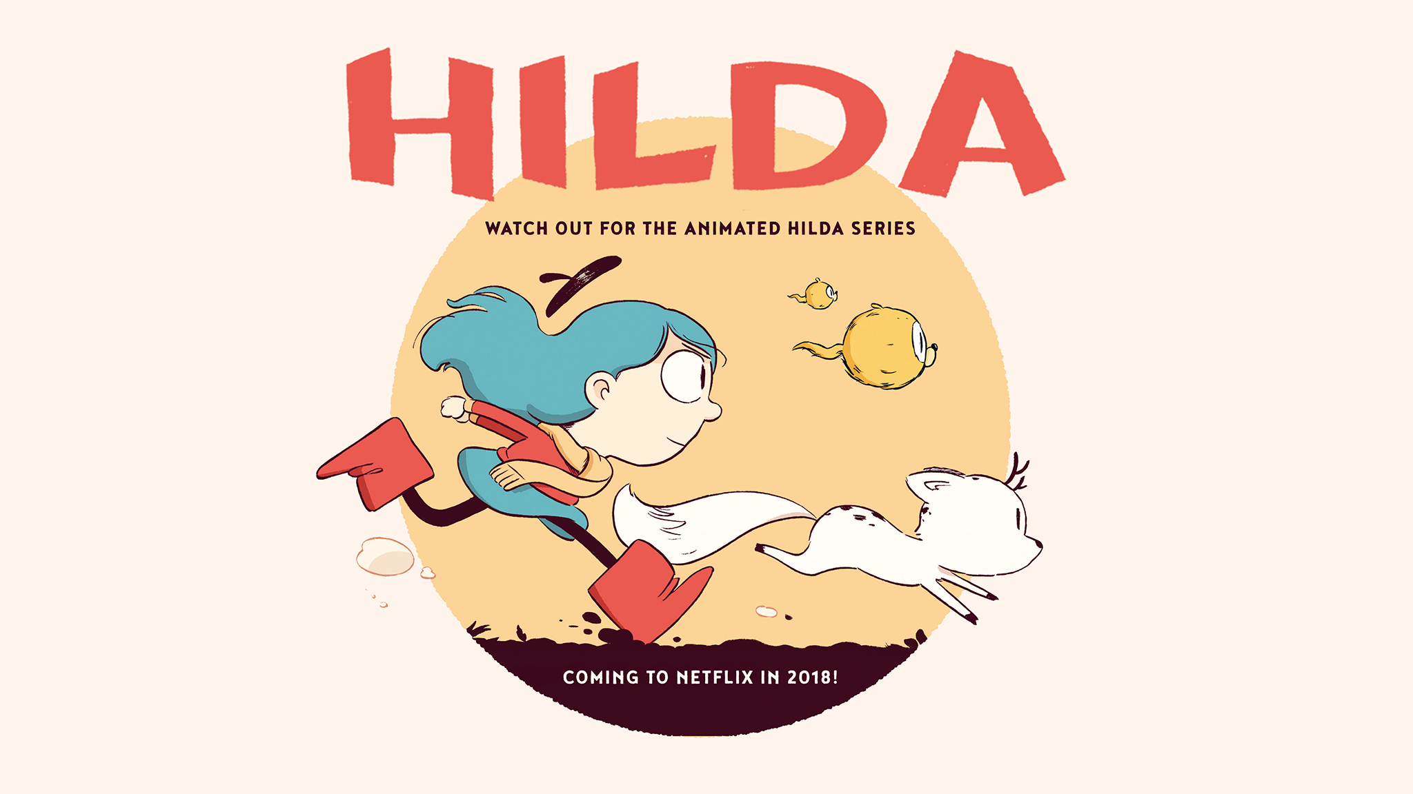 2048x1152 Hilda Wallpapers