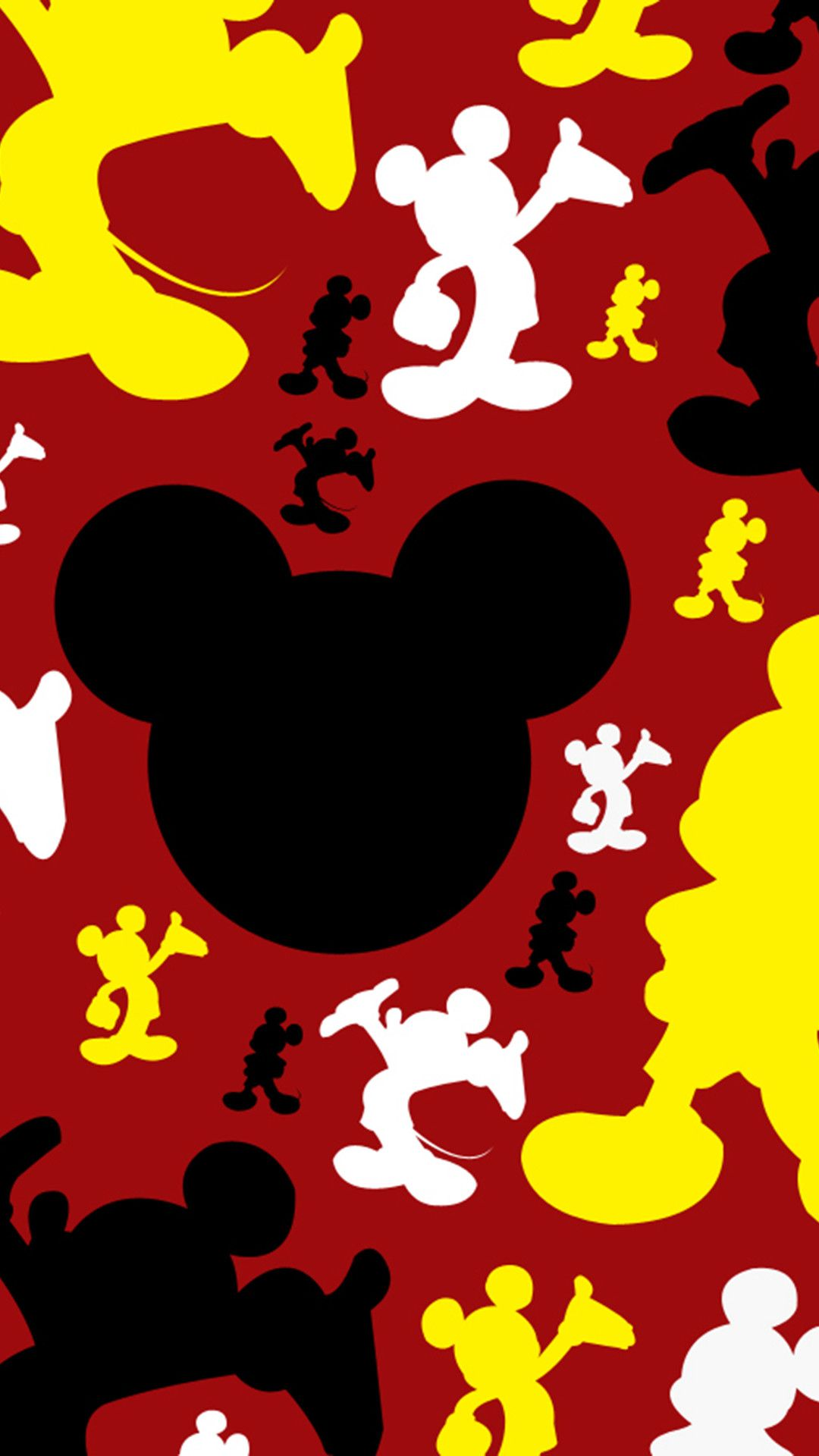 1080x1920 Cute Mickey Mouse iPhone Wallpaper (71+ images)