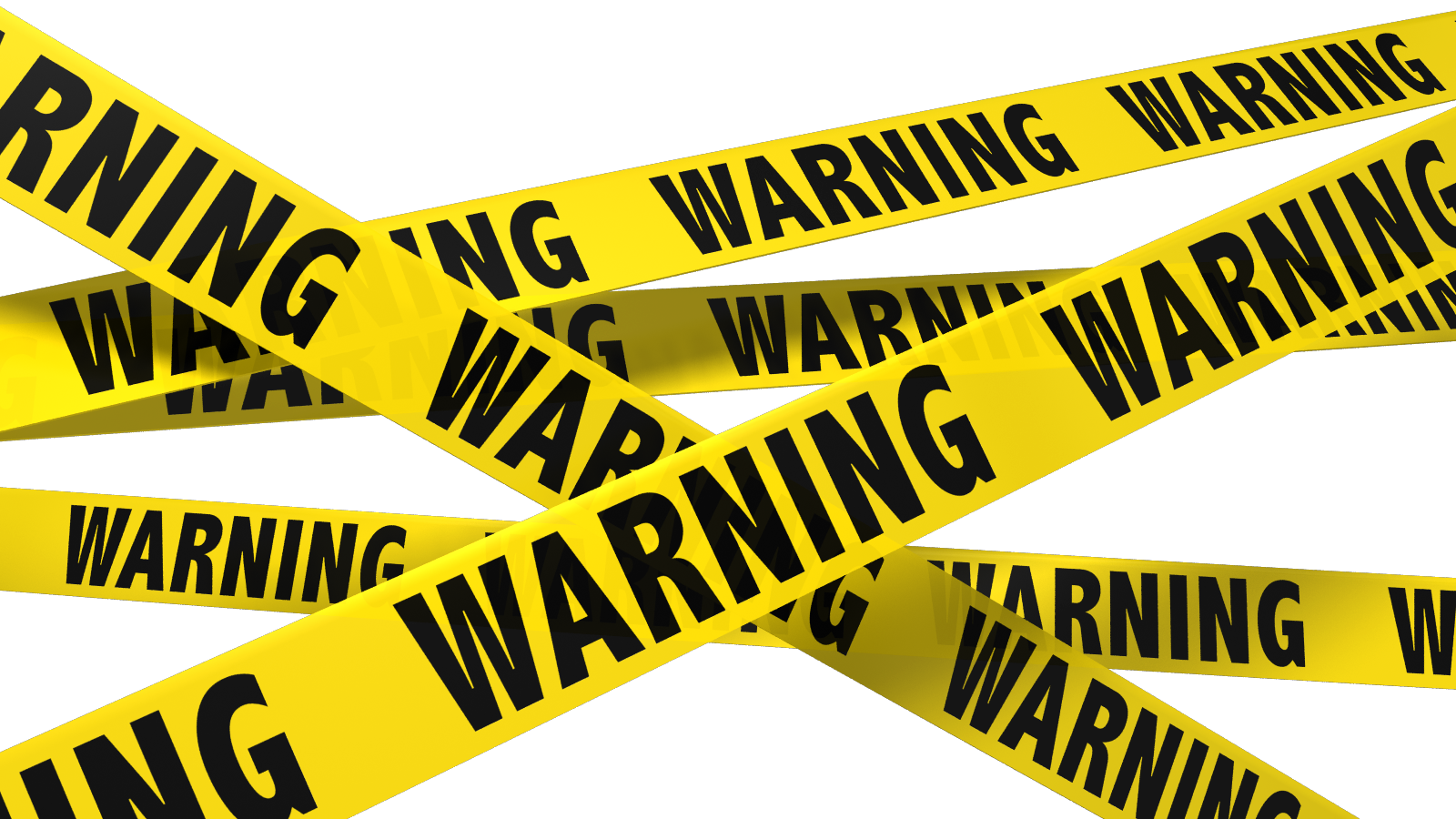 1600x900 Caution Wallpaper - Barricade Tape (#1601423) - HD Wallpaper ...