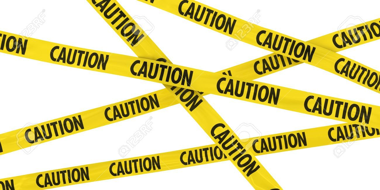 1300x650 19 Warning Clipart caution tape Free Clip Art stock illustrations ...