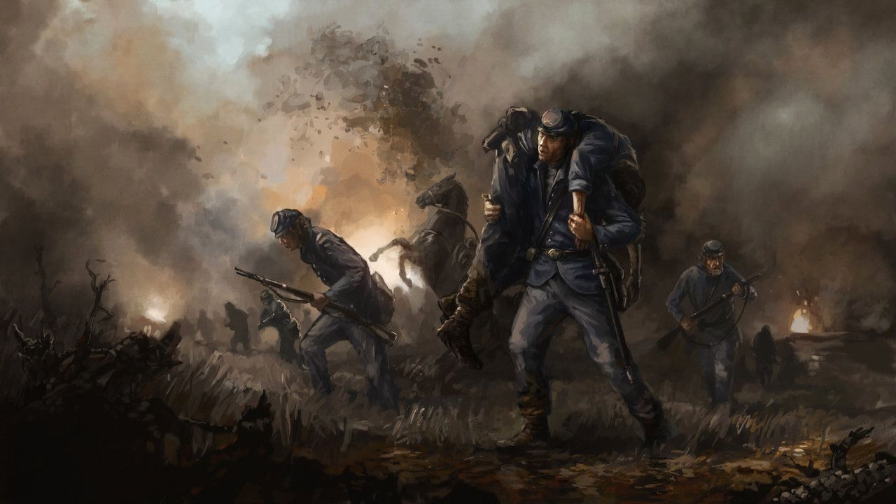 1280x720 Civil War Wallpaper Elegant American Civil War Wallpapers ...