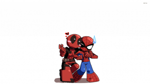 Cute Deadpool and Spider-Man Wallpapers – Top Free Cute Deadpool and Spider-Man Backgrounds