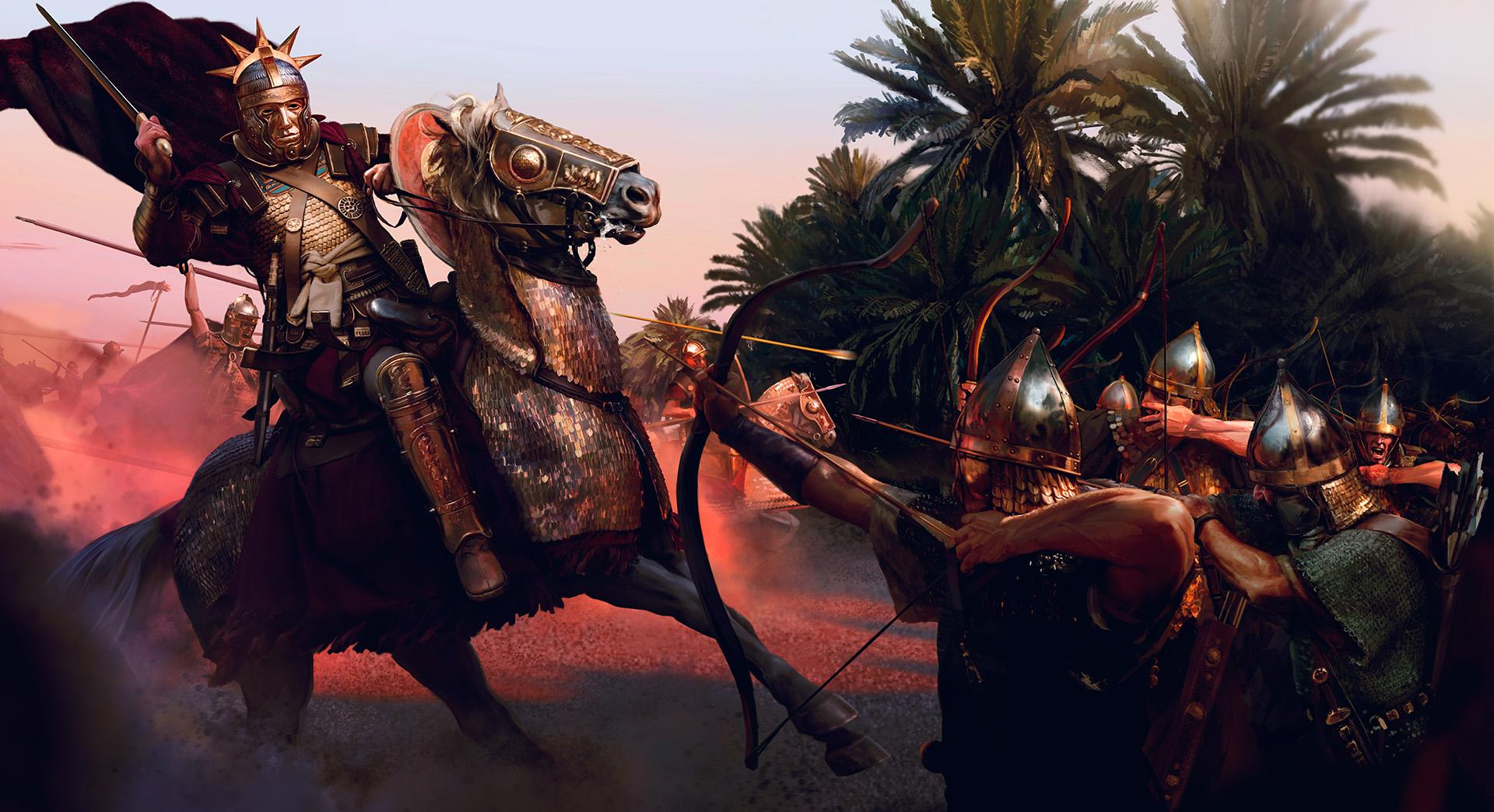 1920x1044 Divided Empire - Total War: Rome II - Wallpaper : totalwar