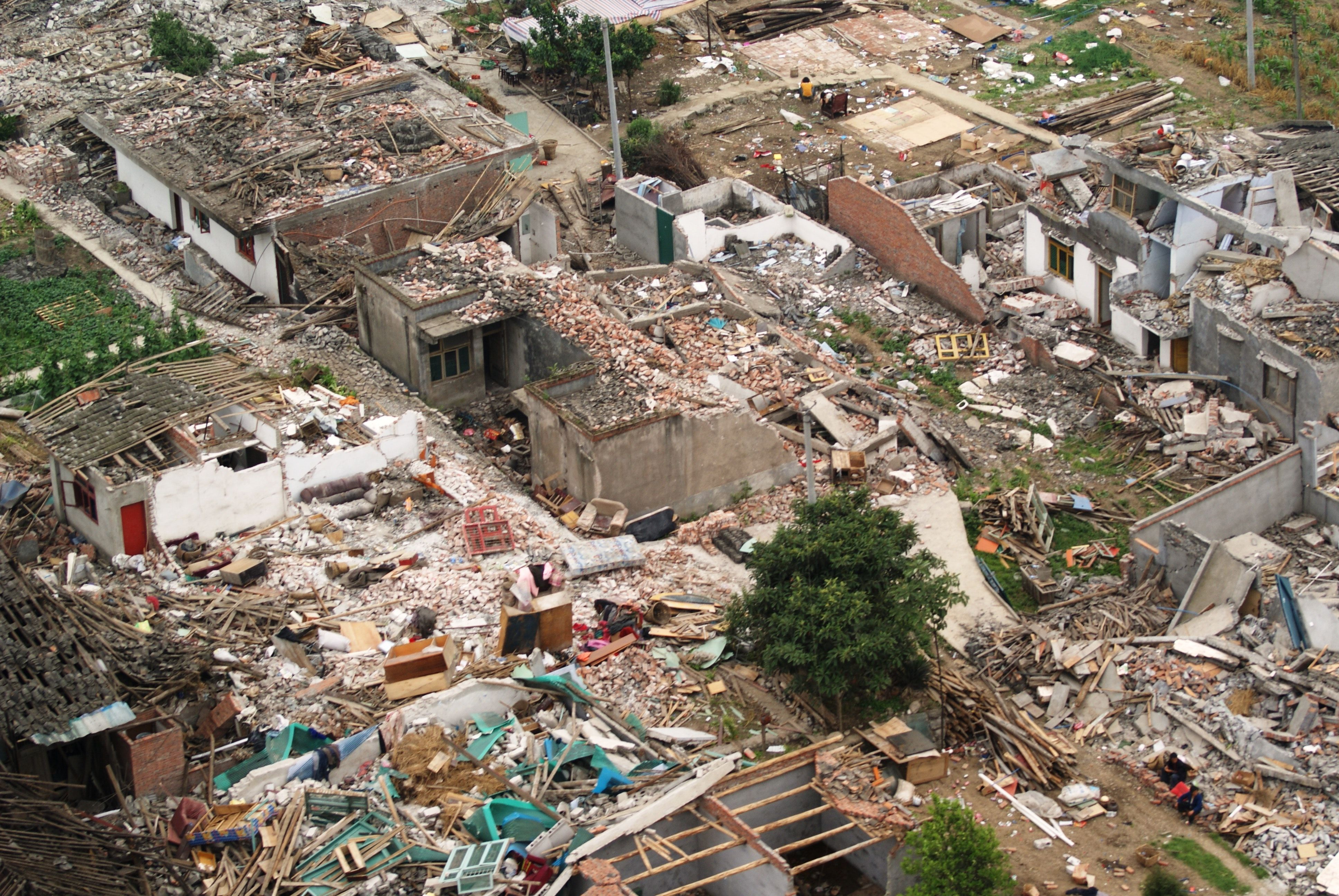 3872x2592 Free stock photo of The destruction from the earthquake
