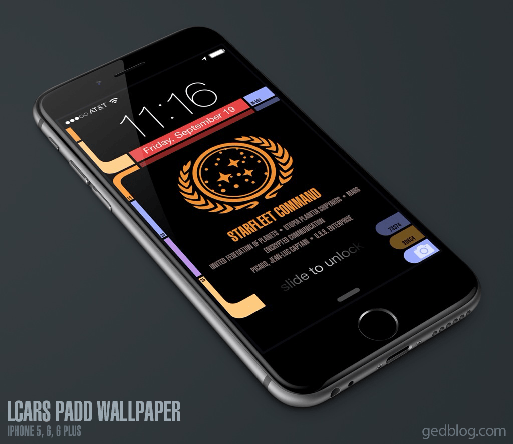 1024x887 Star Trek: Next Gen Wallpapers for iPhone 6 | gedblog