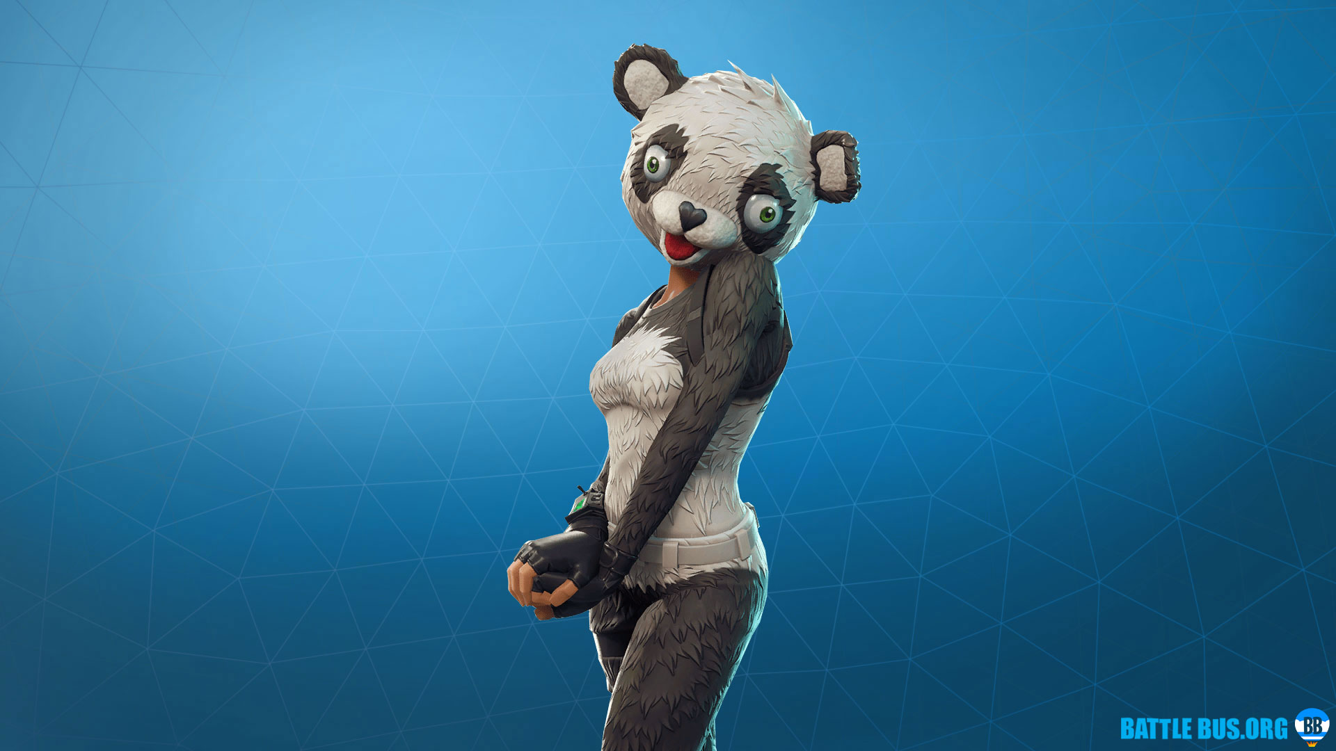 1920x1080 P.A.N.D.A. Team Leader Outfit - Fortnite Skins   info, HD Images