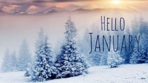 Hello January Wallpapers – Top Free Hello January Backgrounds