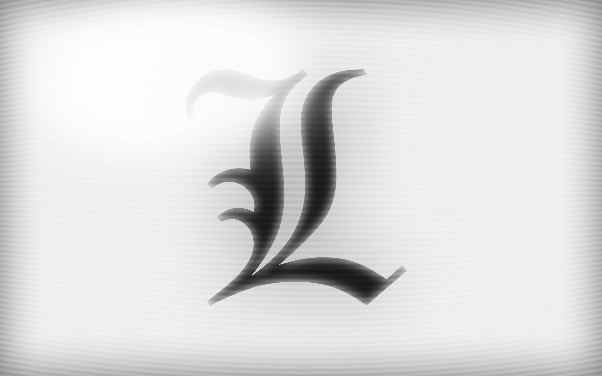 1920x1200 Death Note Wallpapers L Group (77+)