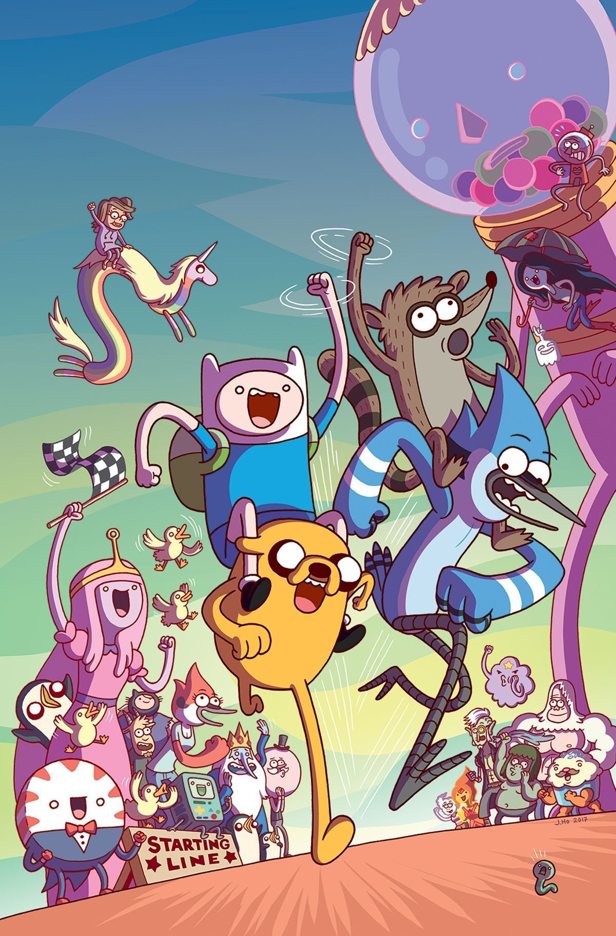 1200x1821 Textless Covers: September 13, 2017 in 2020 | Adventure time ...
