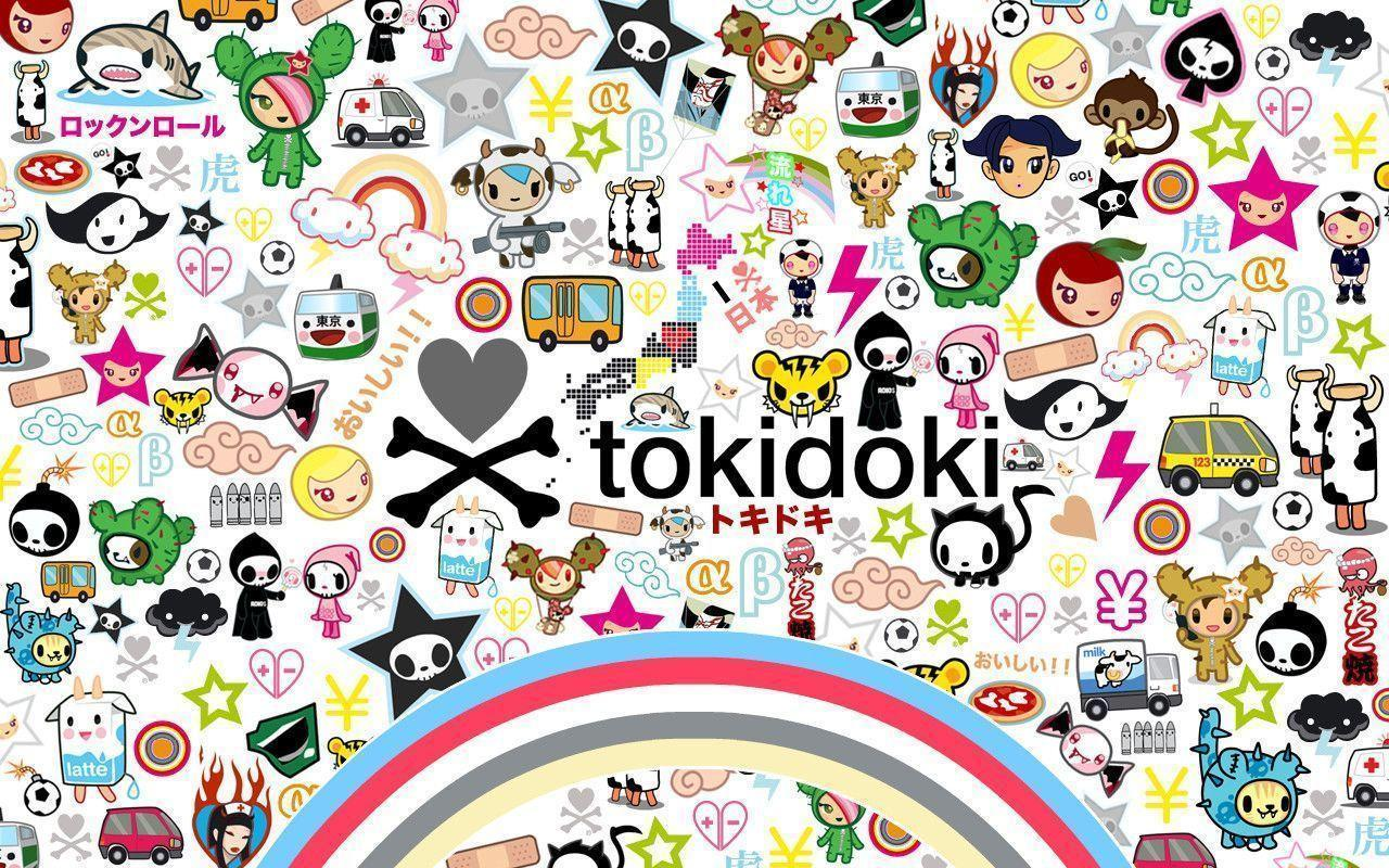 1280x800 Tokidoki Desktop Wallpapers