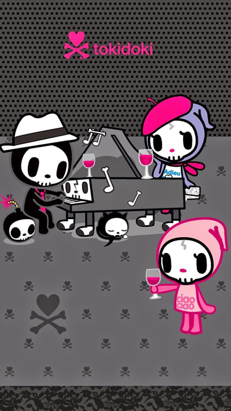 736x1308 Till death do us part -Tokidoki | Sanrio✳Phone | Pinterest | Till ...