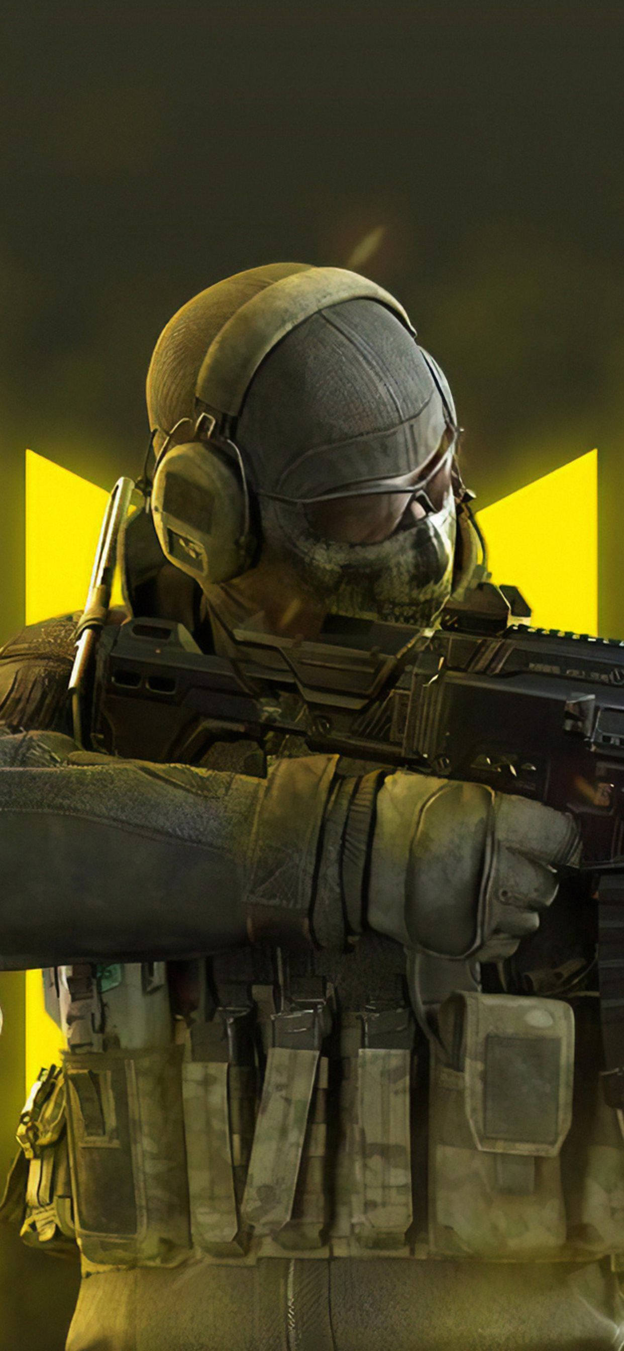 1242x2688 call of duty mobile 4k 2019 iPhone Wallpapers Free Download