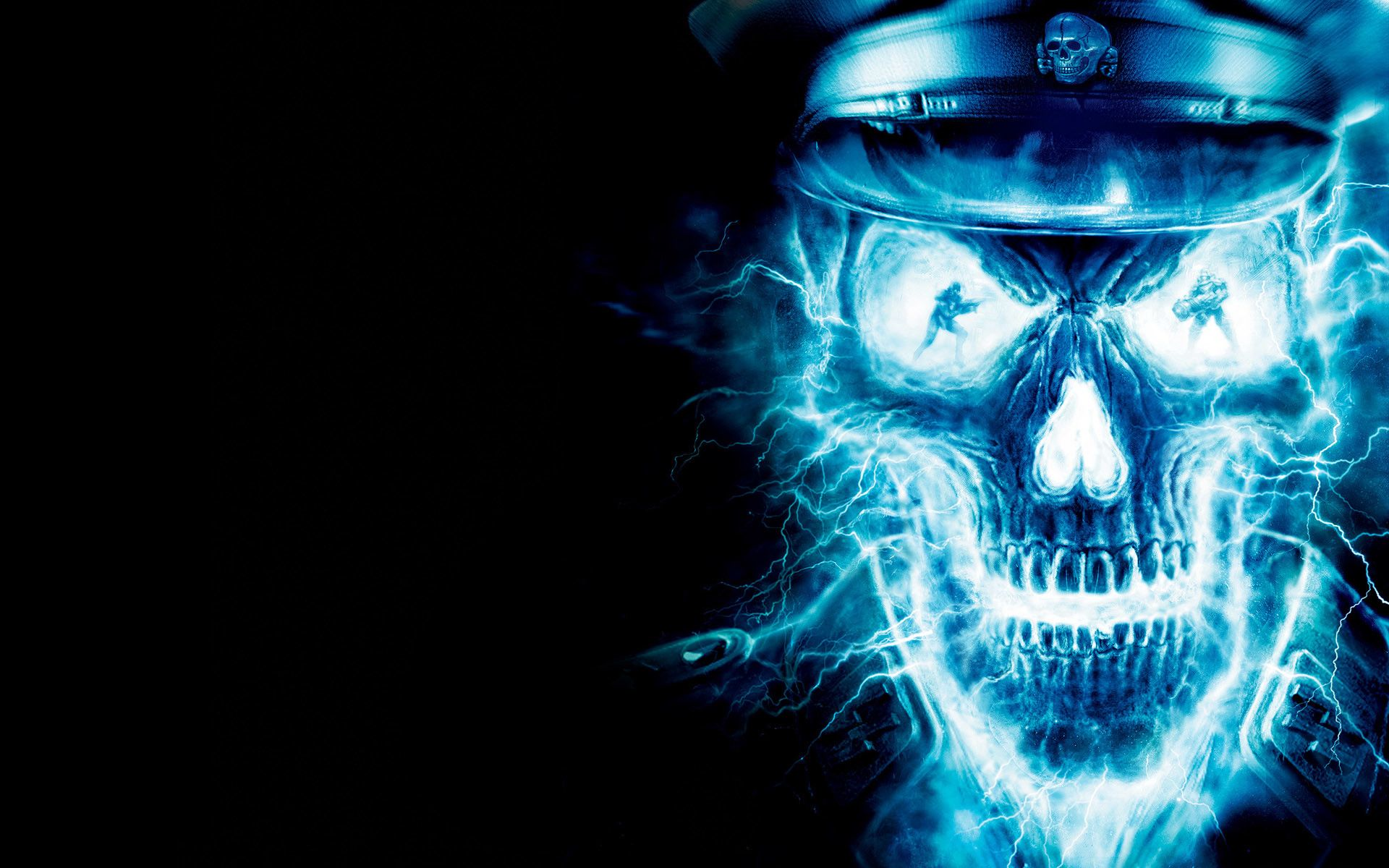 1920x1200 Blue Ghost Rider Wallpaper (59+ images)