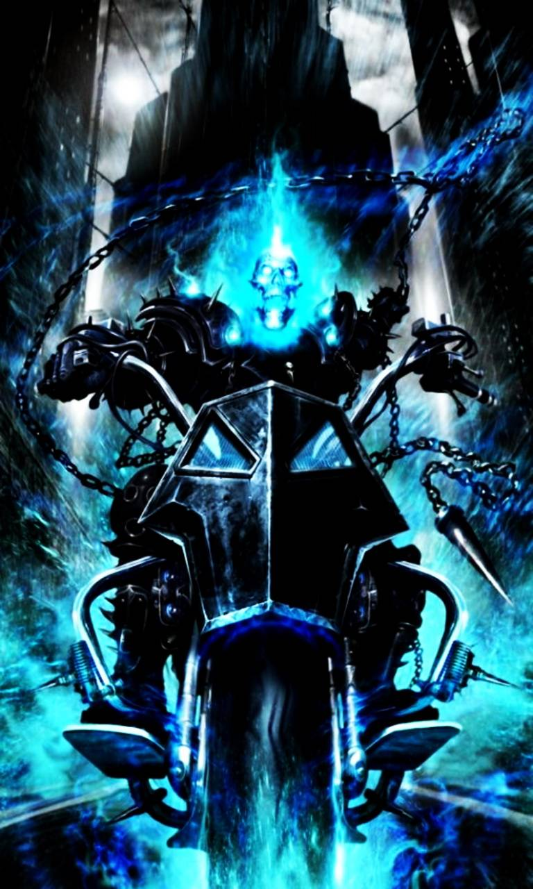 768x1280 Ghost Rider wallpaper by __KIKO__ - 99 - Free on ZEDGE™