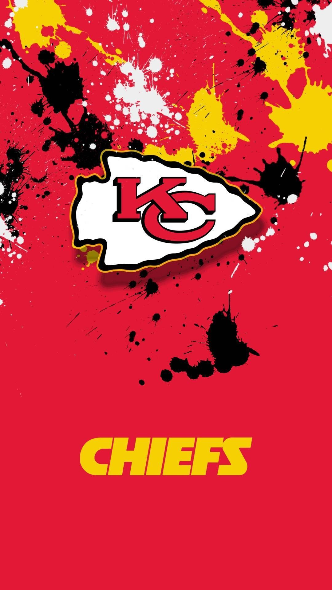 1080x1920 Pin by Chris Morgan on Kansas City Chiefs | Kansas city chiefs ...