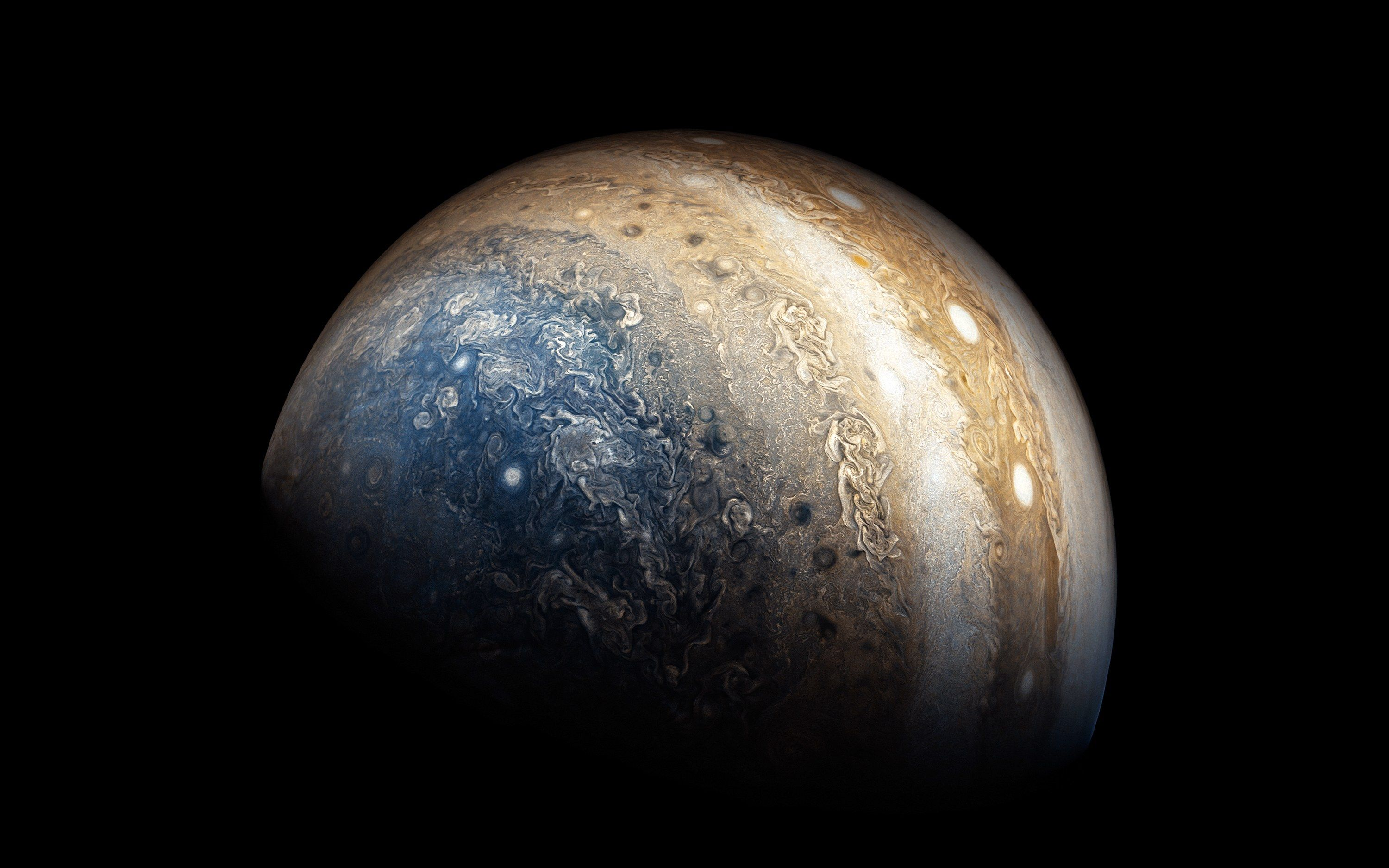 3000x1875 Gaze Upon Jupiter's Enormity in This Amazing Fly-By Video | WIRED