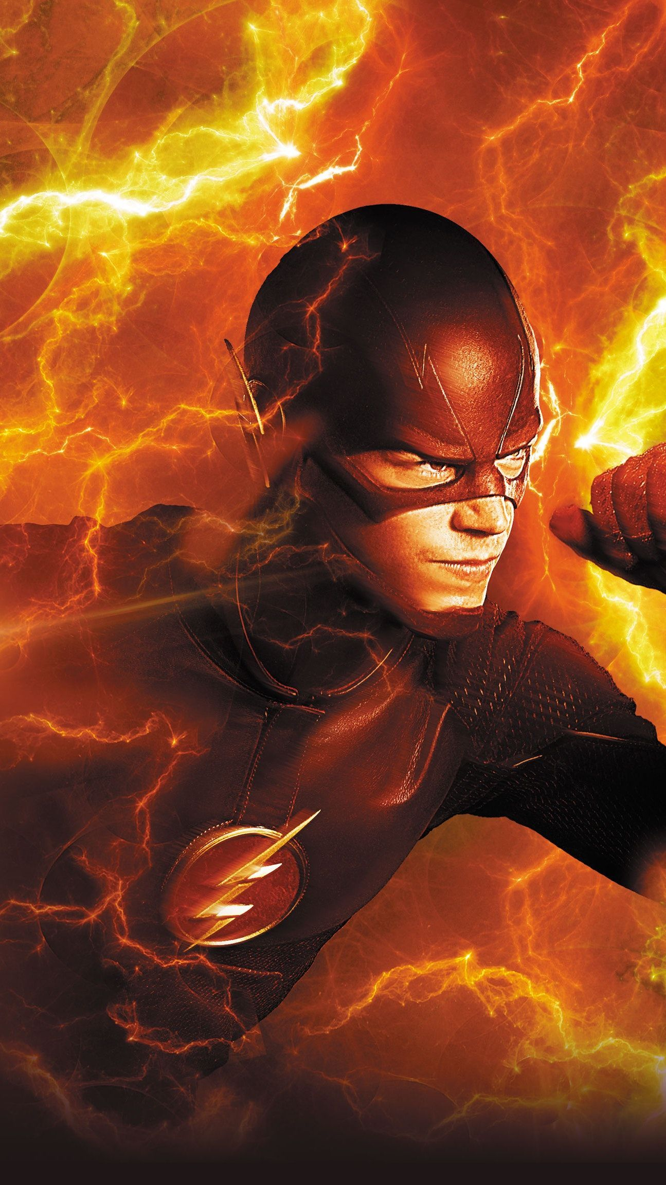 1295x2305 The Flash Phone Wallpaper | Movie wallpapers, Wallpaper and TVs