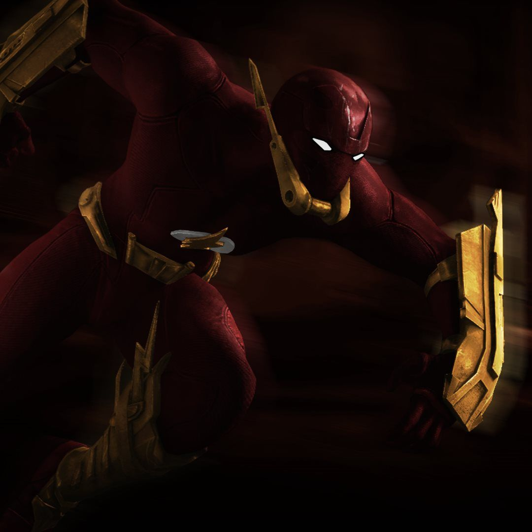 1080x1080 The Flash Wallpaper 1080p on WallpaperGet.com