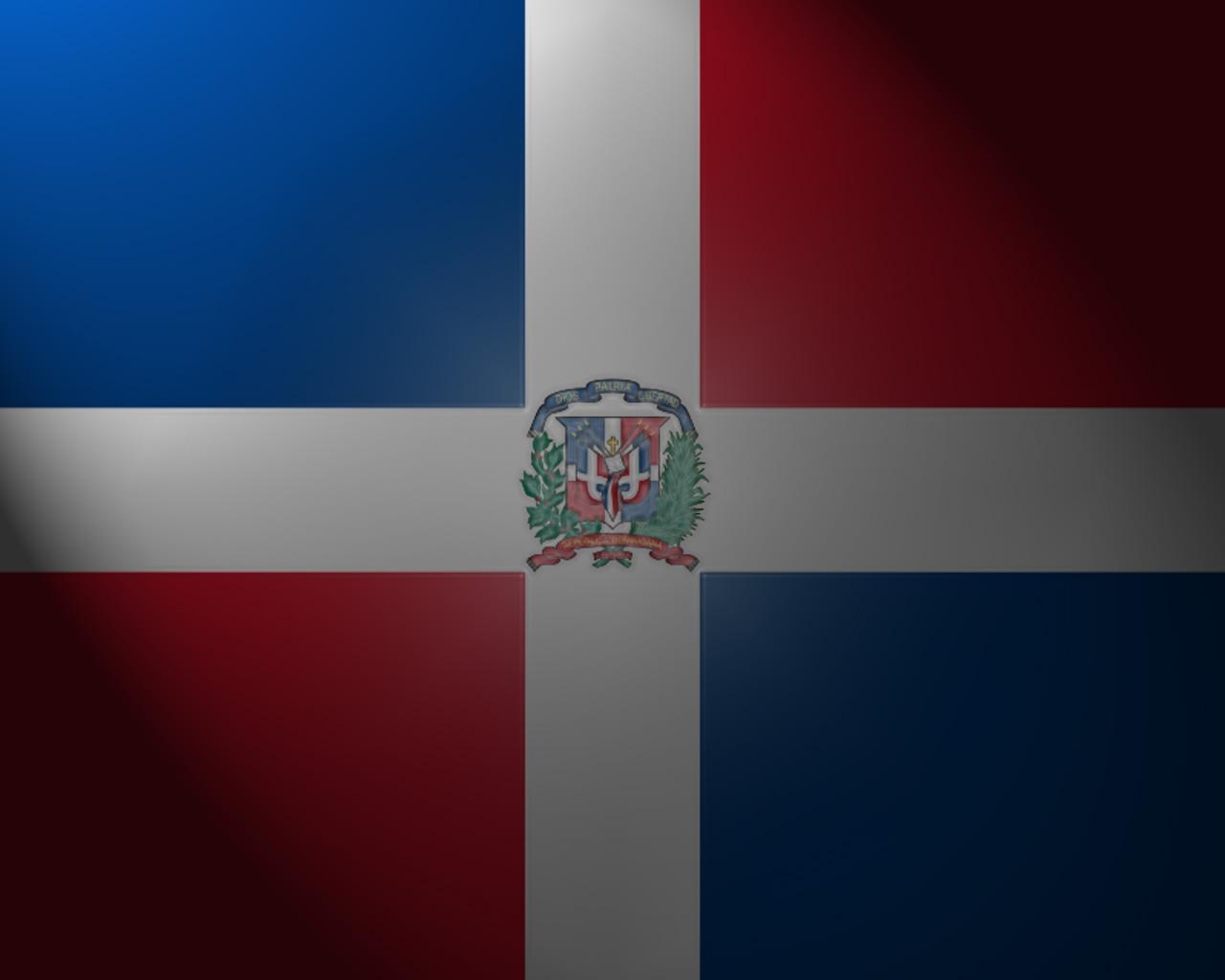 1280x1024 Dominican Republic Flag Wallpapers