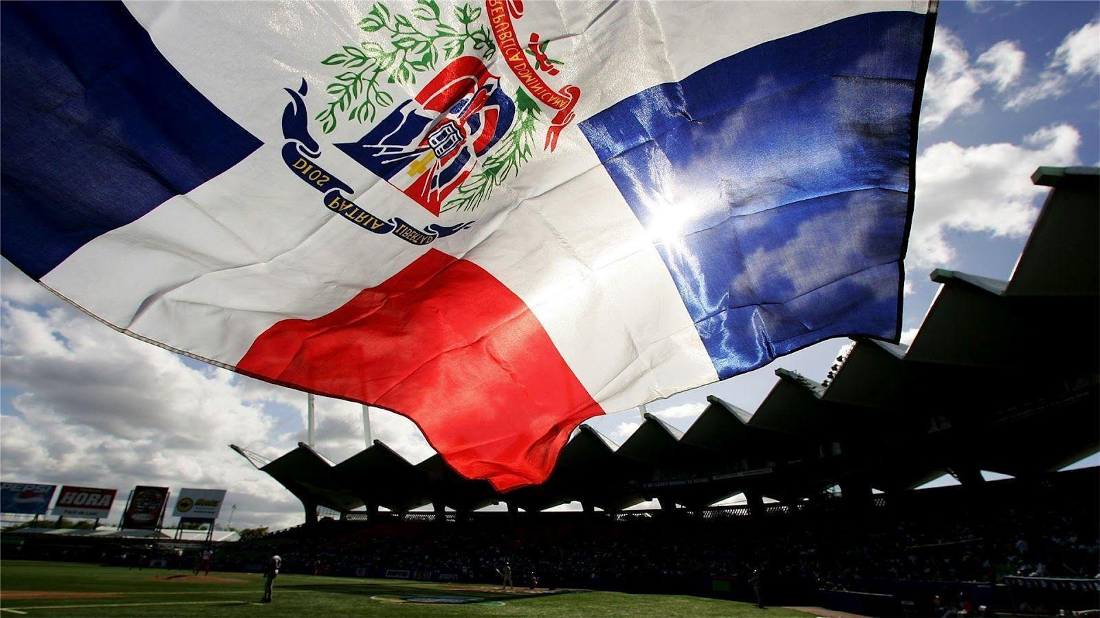 1600x900 Dominican Republic Flag Wallpapers