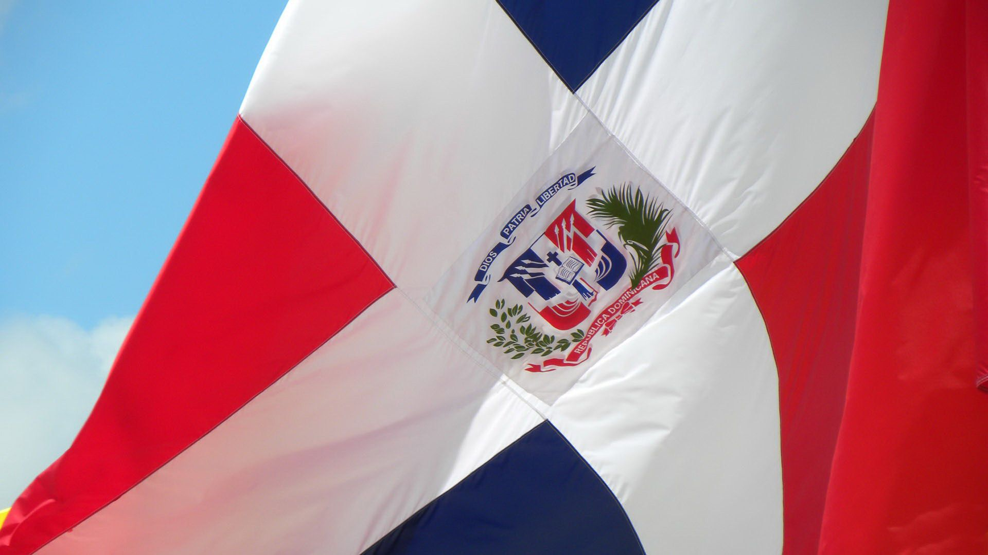 1920x1080 Dominican Republic Flag Cool, Hd Wallpapers & backgrounds Download ...