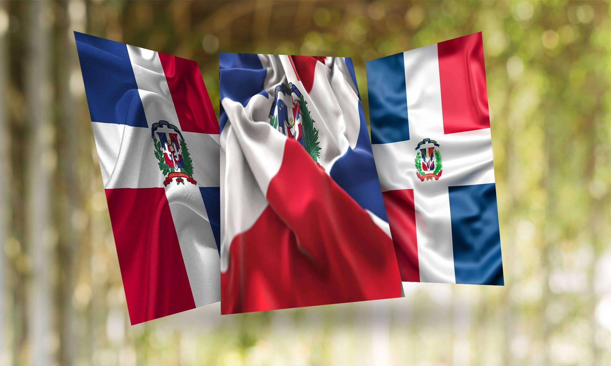2000x1200 Dominican Republic Flag Wallpaper for Android - APK Download