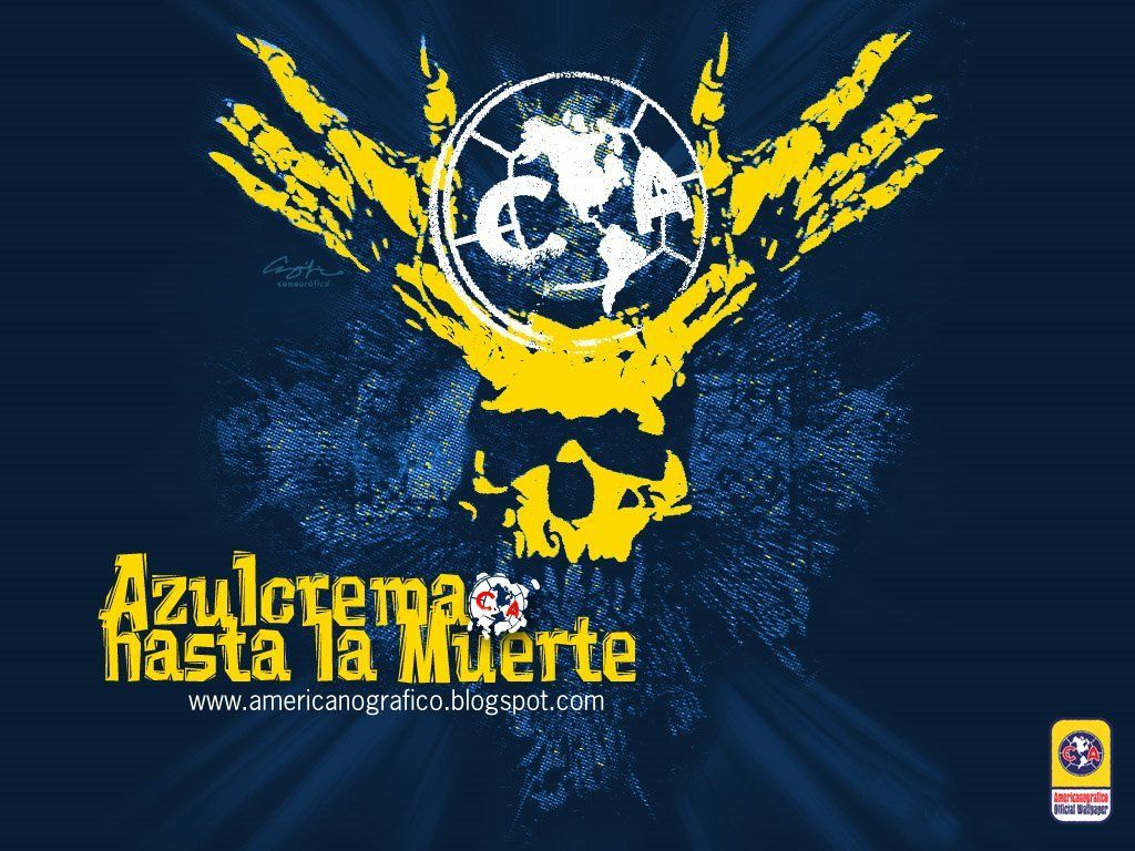 1024x768 Club America wallpaper, Football Pictures and Photos