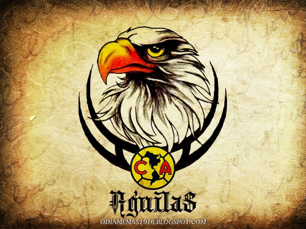 1024x768 Club America Wallpapers Group (54+)