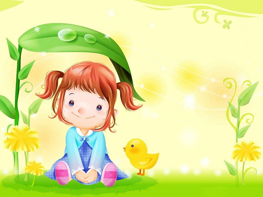 1024x768 Cute Cartoon Wallpaper - Wallpapers Browse