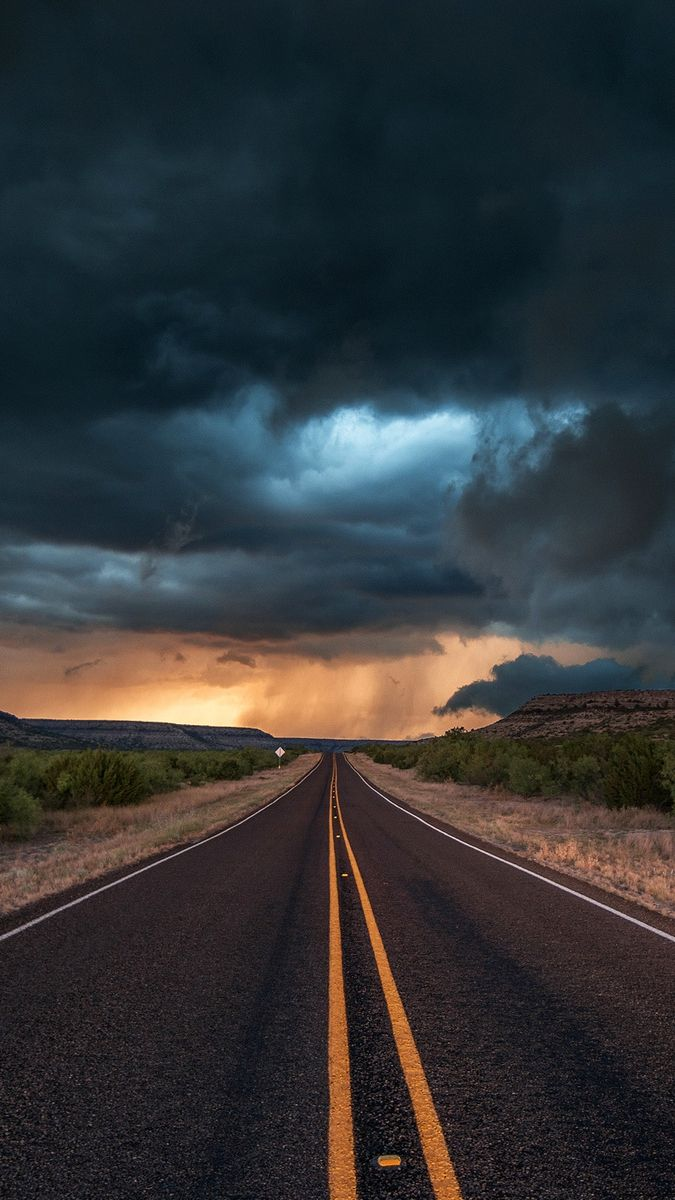 675x1200 road-state-texas-clouds-iPhone-Wallpaper-iphoneswallpapers_com ...