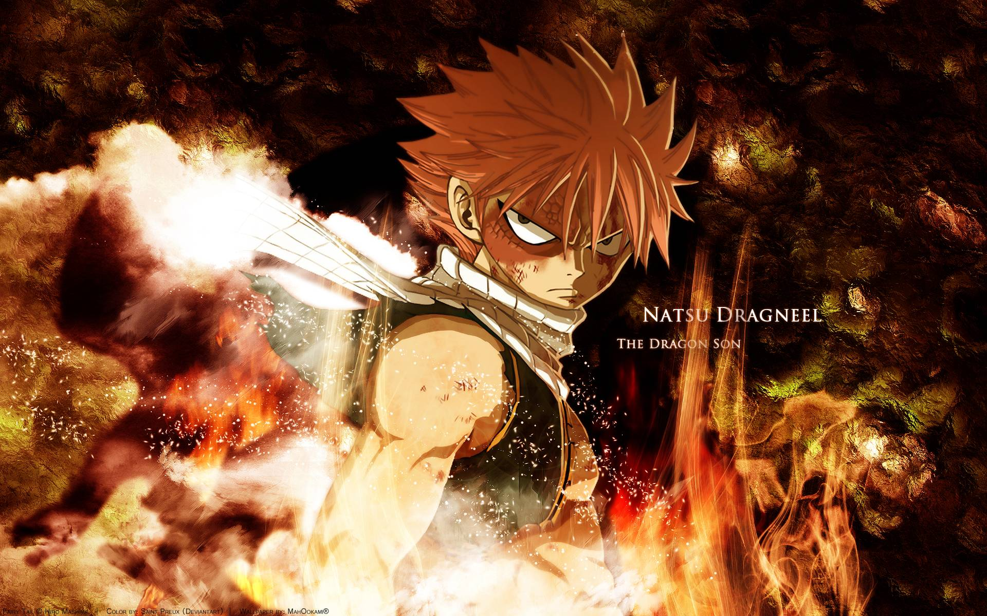 1920x1200 Fairy Tail Wallpapers HD