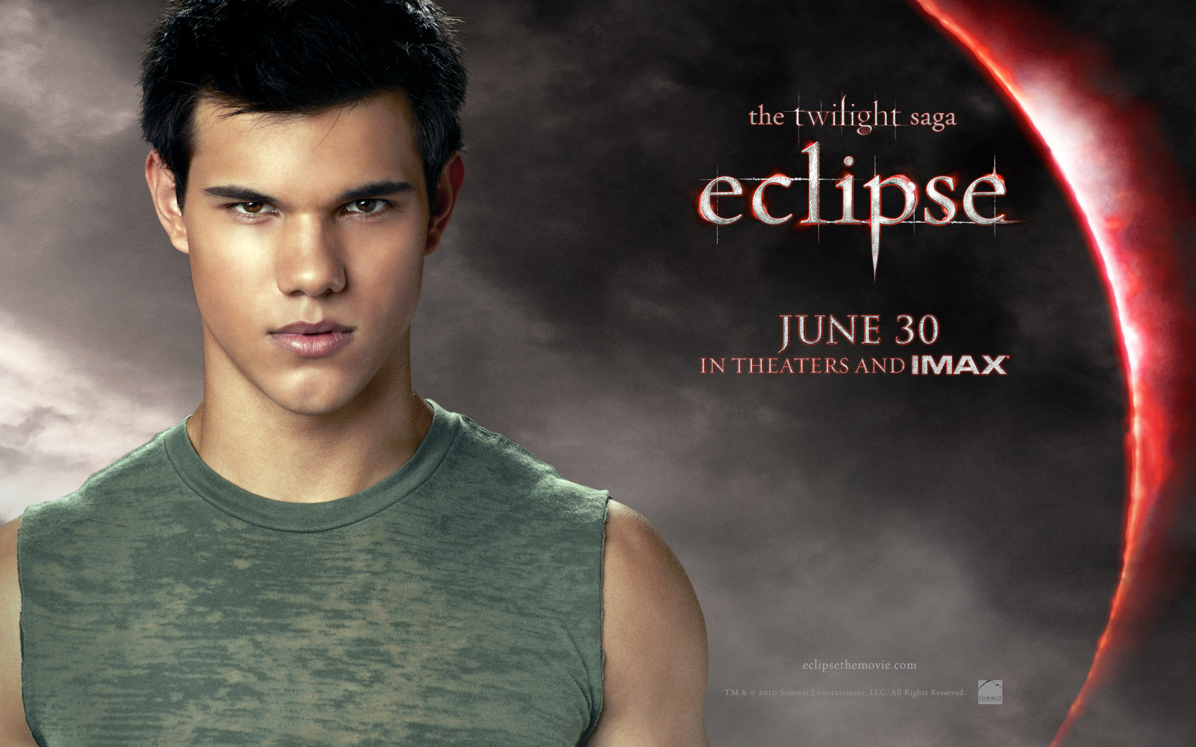 1680x1050 Jacob from Twilight Eclipse Desktop Wallpaper
