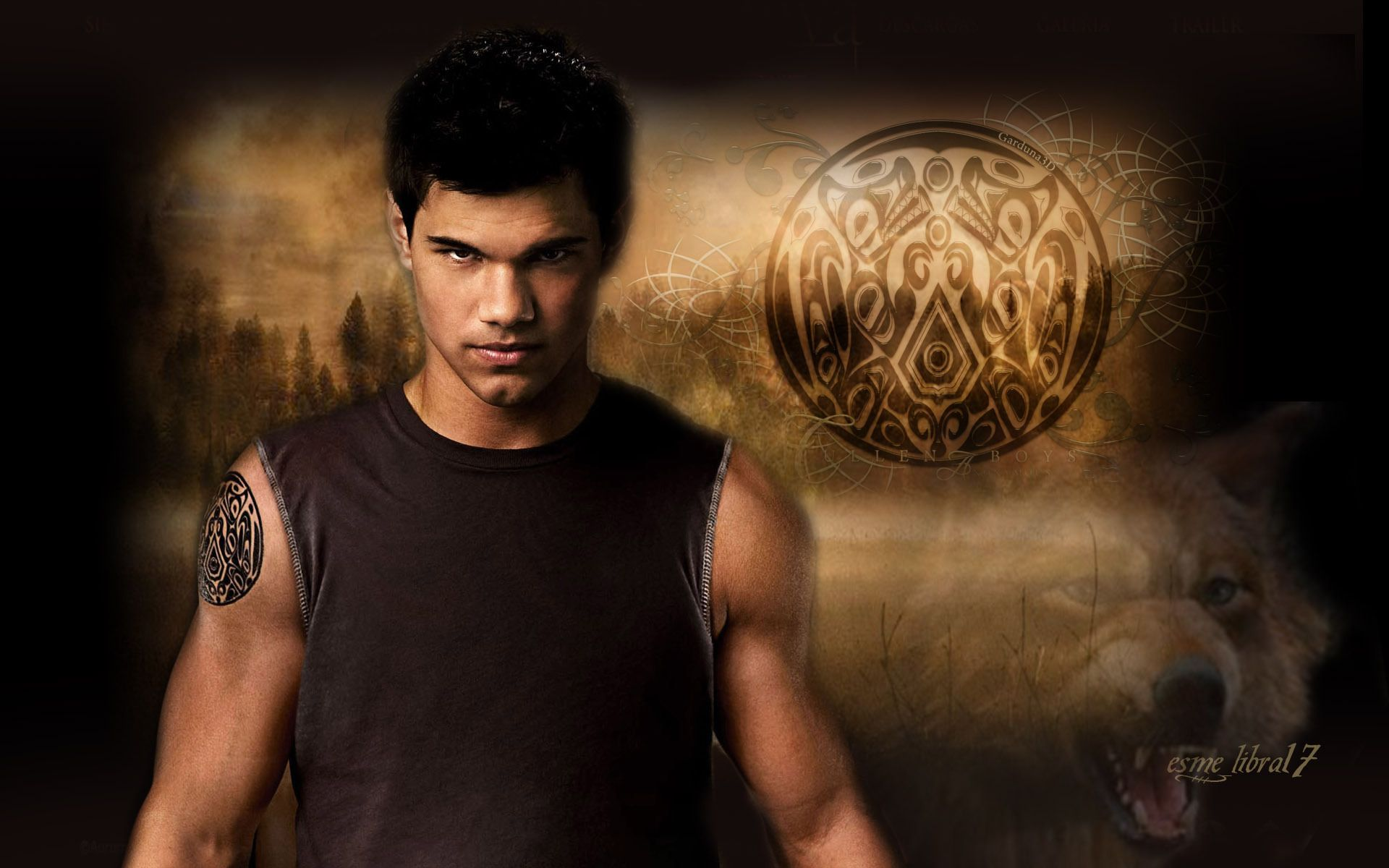 1920x1200 77+] Jacob Twilight Wallpaper on WallpaperSafari