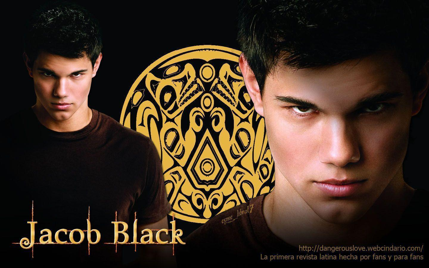 1440x900 Twilight Jacob Black Wallpapers