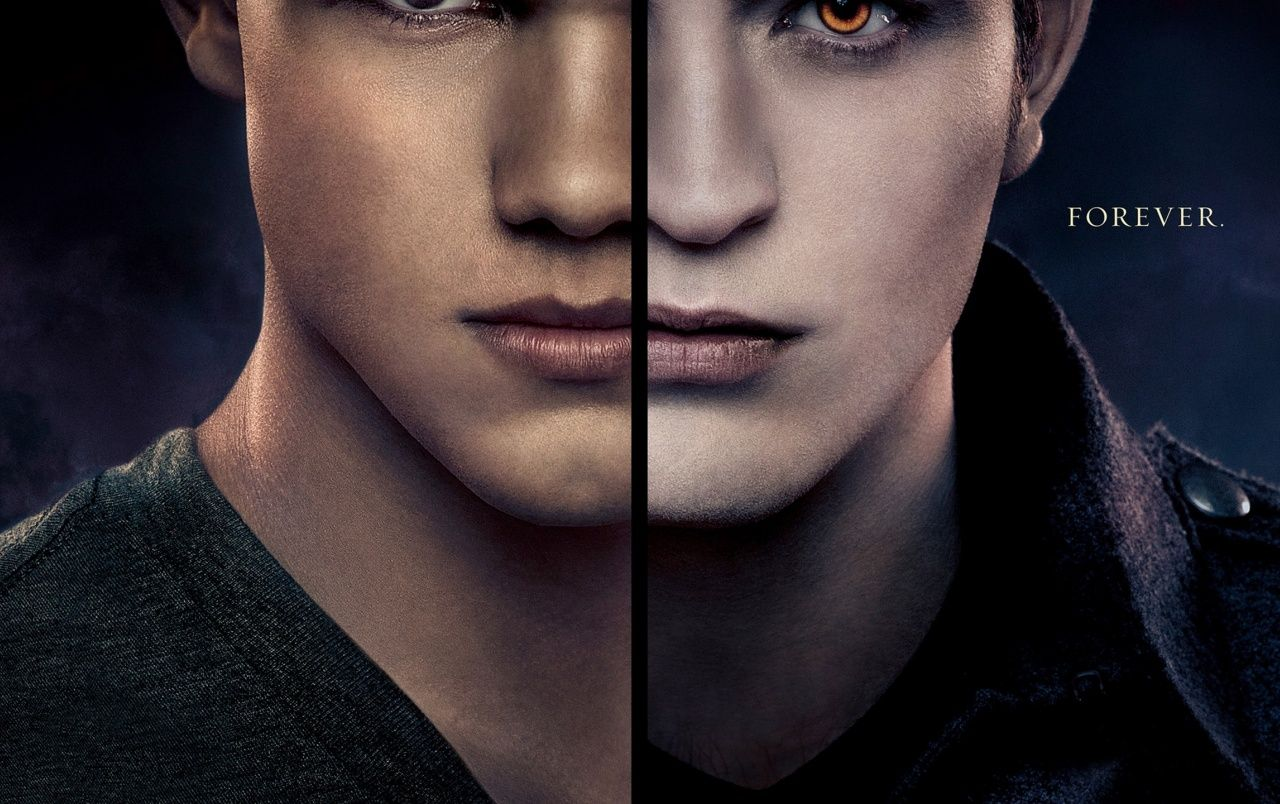 1280x804 Breaking Dawn Part 2: Jacob and Edward wallpapers | Breaking Dawn ...