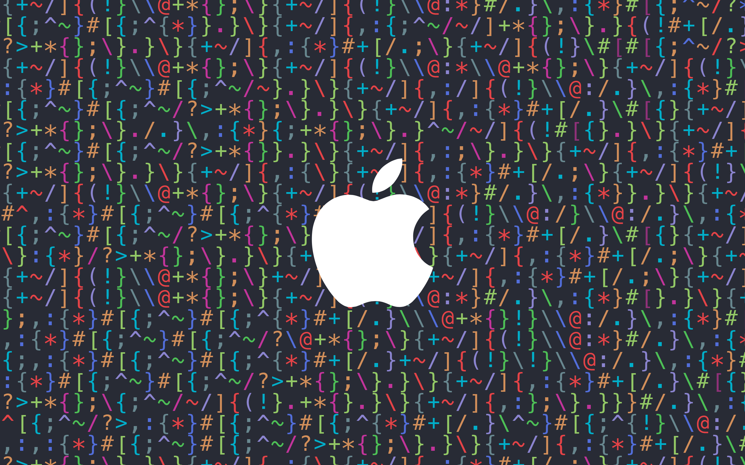 2560x1600 Even more great WWDC 2016 wallpapers